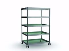 Carrello in alluminio e vetroCAR002 - SEC_car002 - ALIAS