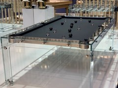 Tavolo da biliardo in vetroCARAT LIGHT - BILLARDS TOULET