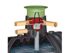 Sistema di recupero acqua piovanaCARAT XL - OTTO GRAF