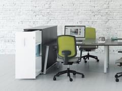 Cassettiera ufficio con serratura STANDARD | Cassettiera ufficio - Standard