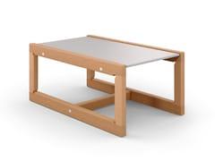Tavolino in gres porcellanato smaltatoCARLOTTA | Tavolino - CASSINA