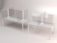 Divisorio modulare da tavoloCAROSELLO - REMOR