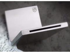 Bocca di erogazione a cascata in acciaio inox a muro per lavaboCAS3 | Bocca di erogazione - RADOMONTE