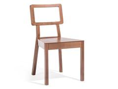 Sedia in legno CORDOBA | Sedia - Cordoba