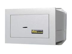 Cassaforte meccanica con chiaveCASASICURA | Cassaforte da incasso - VIRO