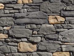Rivestimento di facciata in pietra artificialeCASCATA P06 - GEOPIETRA®