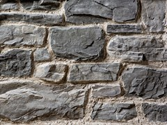 Rivestimento in pietra ricostruitaCASCATA P06 | Grigio Terra - GEOPIETRA