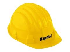 Casco per i lavori a terraCASCO DA CANTIERE GIALLO - KAPRIOL