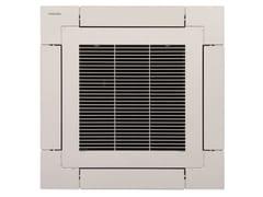 Climatizzatore a cassetta a soffittoCASSETTA COMPATTA 60X60 A 4 VIE SERIE A1 - BEIJER REF ITALY