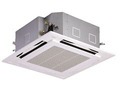 Climatizzatore a cassetta a soffittoCASSETTA COMPATTA 90X90 A 4 VIE SERIE A1 - BEIJER REF ITALY