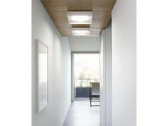 Lampada da parete / lampada da soffitto in alluminioCASSETTE - LUCEPLAN
