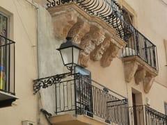Lampione stradale da pareteCASTORE | Lampione stradale da parete - NERI