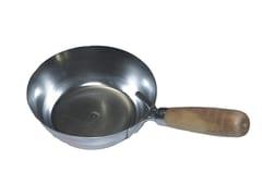 Cazzuola in acciaio zincatoCAZZUOLA MOSCA - KAPRIOL