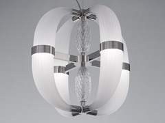 Lampada a sospensione a LED in vetro soffiatoCDF01 | Lampada a sospensione - PATRIZIA GARGANTI