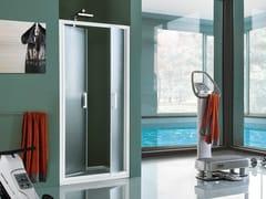 Samo, CEE ART | Box doccia con porta pivotante  Box doccia con porta pivotante
