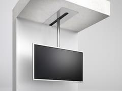 Supporto per monitor/TV in acciaio verniciato a polvereCEILING - ART116 | Supporto per monitor/TV - WISSMANN RAUMOBJEKTE
