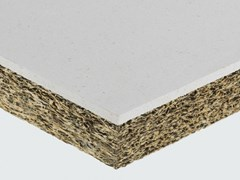Pannello isolante termico ed acustico compositoCELENIT GF - CELENIT ISOLANTI NATURALI