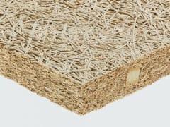 Pannello termoisolante / pannello fonoisolante in lana di legno mineralizzataCELENIT RAB - CELENIT ISOLANTI NATURALI