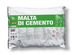 Bacchi, MALTA DI CEMENTO Malta cementizia in sacco predosata