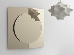 Specchio quadrato da pareteCENTRAL - T.D. TONELLI DESIGN