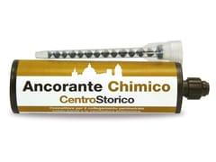 Laterlite, ANCORANTE CHIMICO CENTROSTORICO Ancorante chimico