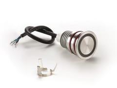 Faretto per esterno a LED da incasso con sistema RGBCERCHIO RGB - EGOLUCE