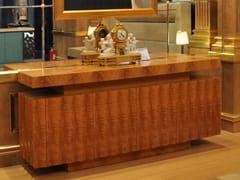 Madia in legno con ante a battenteCEREJEIRA | Madia - ARNABOLDI INTERIORS
