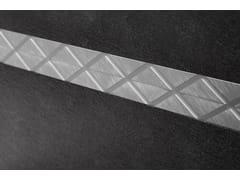 Bordo decorativo in alluminio per rivestimentiPROLIST OMEGA DESIGN - PROFILPAS