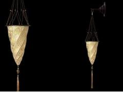 Lampada da parete in vetro CESENDELLO APPLIQUE | Lampada da parete in vetro - GLASS LAMPS