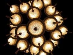 Lampadario in vetro CESENDELLO CASCADE | Lampadario in vetro - GLASS LAMPS