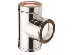 Canna fumaria in acciaio inoxCH-TA CE® - ATRITUBE HVAC PRODUCTS - G. IOANNIDIS & CO. P.C.
