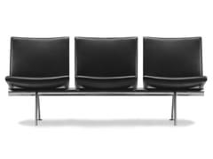 Divano imbottito a 3 postiCH403   Sofa - CARL HANSEN & SØN MØBELFABRIK A/S