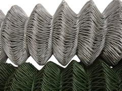 LINK industries, RETE A MAGLIA SCIOLTA ZINCATA & PVC Rete metallica in acciaio zincato e/o in pvc