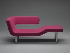 Chaise longue in tessutoCHAISE-LONGUE - MMINTERIER