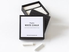 Gessetto CHALK - WHITE - GROOVY MAGNETS
