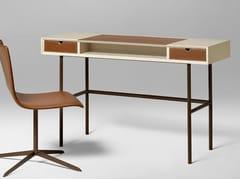 Scrivania rettangolare in legno con cassettiCHAPEAU | Scrivania con cassetti - ALIVAR