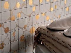 Mosaico in marmo CHARME - ATOLLO - Acquaforte