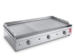 Barbecue a gas in acciaio inoxCHEF | Barbecue - LEVIGMATIC
