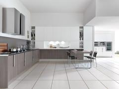 Cucina componibile con penisola CHERRY | Cucina -