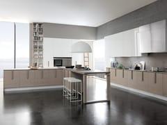 Cucina componibile con isola CHERRY | Cucina con isola -