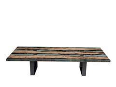 Tavolino da caffè rettangolareCHIMENTI | Tavolino da caffè - ALCAROL DI ELEONORA DAL FARRA