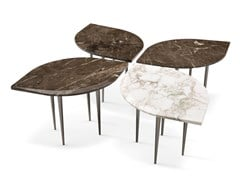 Tavolino da caffè in marmoCHIO - BODEMA