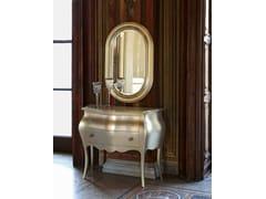 Specchio ovale in legno con corniceCHIPPENDALE   Specchio - ARNABOLDI INTERIORS