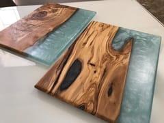 Tagliere in legno e resinaTAGLIERE - ANTICO TRENTINO DI LUCIO SEPPI