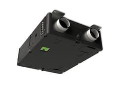 RDZ, CHR 120-FC/S e CHR 240-FC/S Impianto di ventilazione meccanica forzata