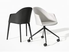 Poltroncina CILA | Sedia con braccioli - Cila