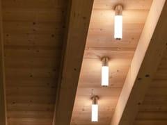 Lampada da soffitto a LED a luce diretta e indirettaCILINDRETTO | Lampada da soffitto a luce diretta e indiretta - BRILLAMENTI BY HI PROJECT