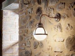 Lampada da parete per esternoCIMOSA | Lampada da parete per esterno - ALDO BERNARDI