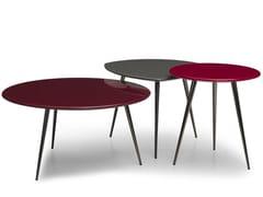 Tavolino laccato in MDFCINQUANTA | Tavolino in MDF - BODEMA