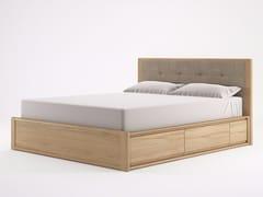 Letto queen size in legno CIRCA17 | Letto queen size - Circa17